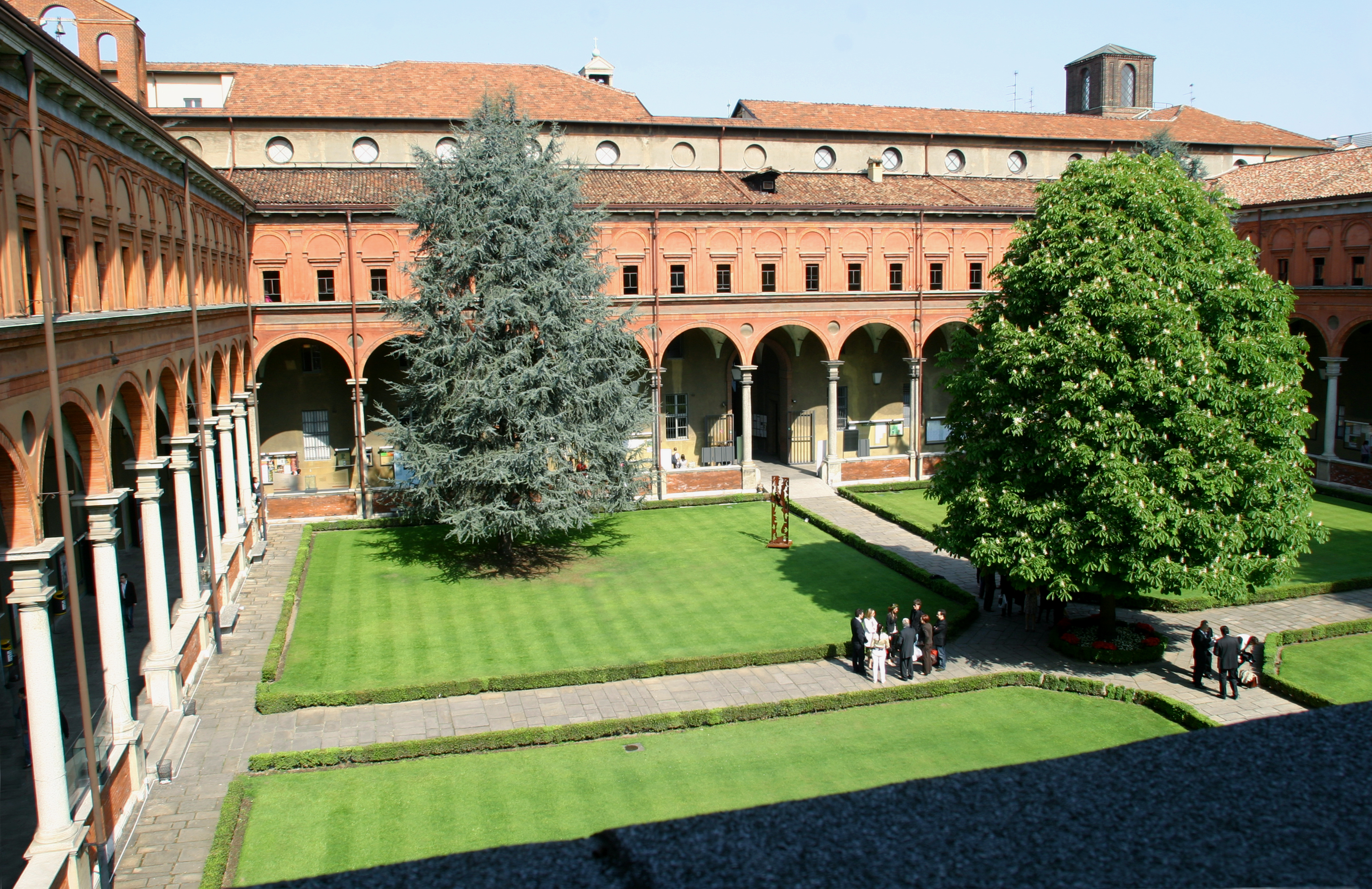 Competition at Universita Cattolica del Sacro Cuore 2019/2020