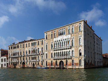 Presentation: Universita Ca'Foscari Venezia