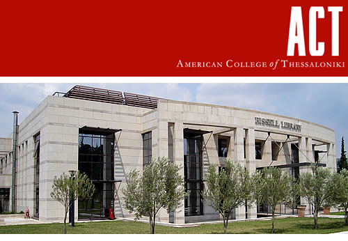 Summer Camps at American College Of Thessaloniki - Register Now