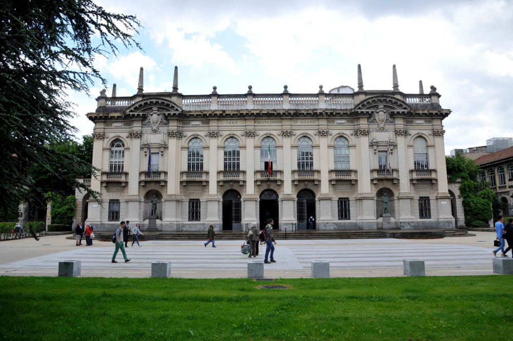 Second Call for Competition at Politecnico di Milano, Italy for Academic Year 2019/2020